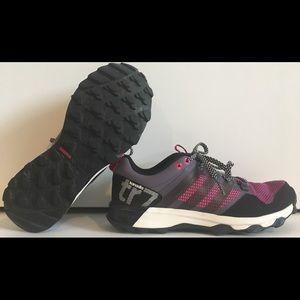 ADIDAS Women's KANADIA TR7 Sz 7.5 Trail Shoe